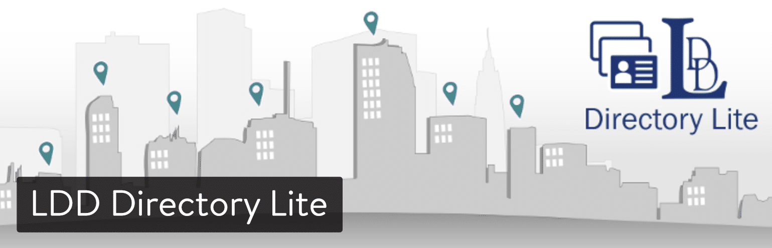 Extension WordPress LDD Directory Lite