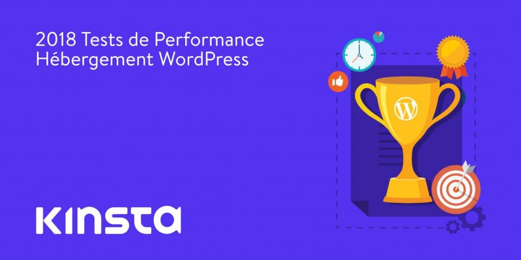 Tests de Performance WordPress 2018