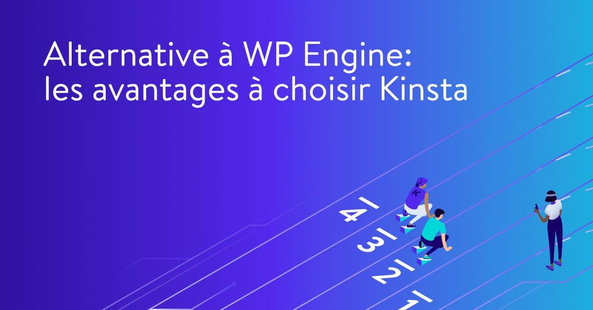 Alternative à WP Engine
