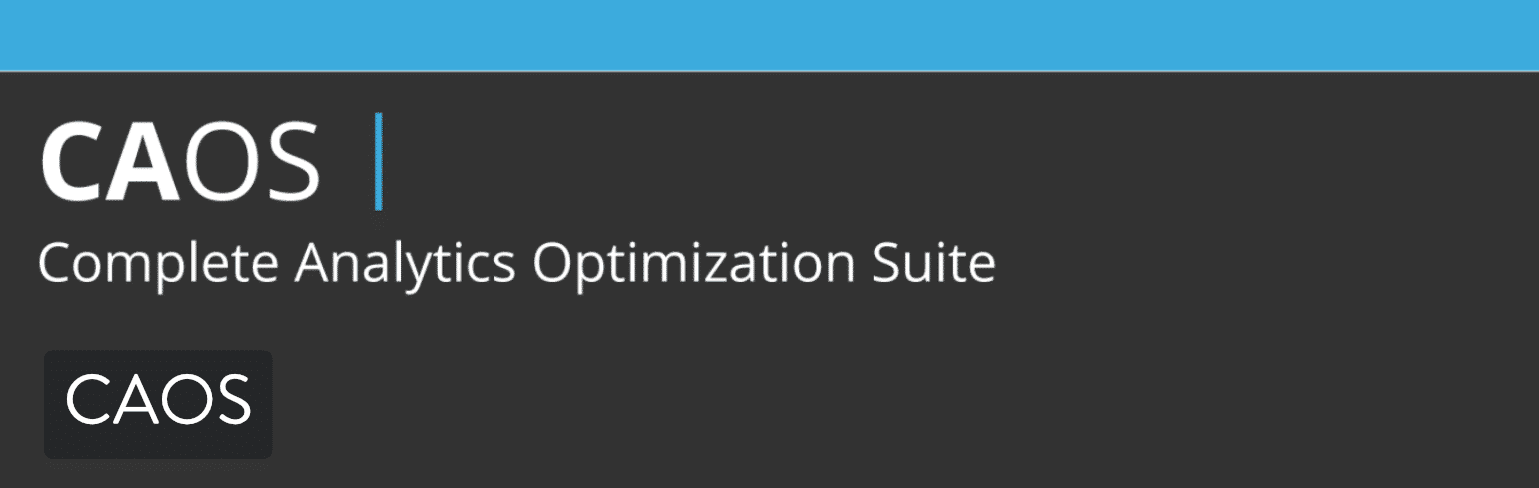 Complete Analytics Optimization Suite