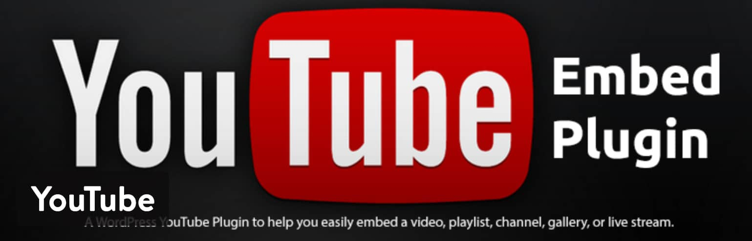 Extension YouTube WordPress
