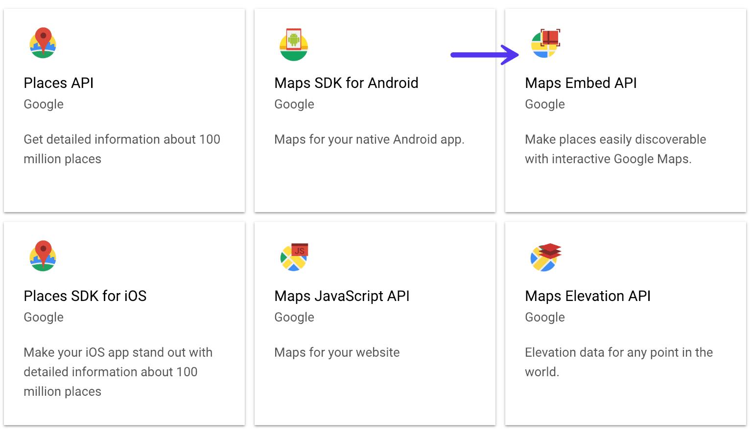 Maps Embed API