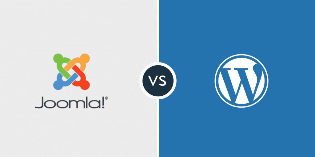 Joomla vs WordPress