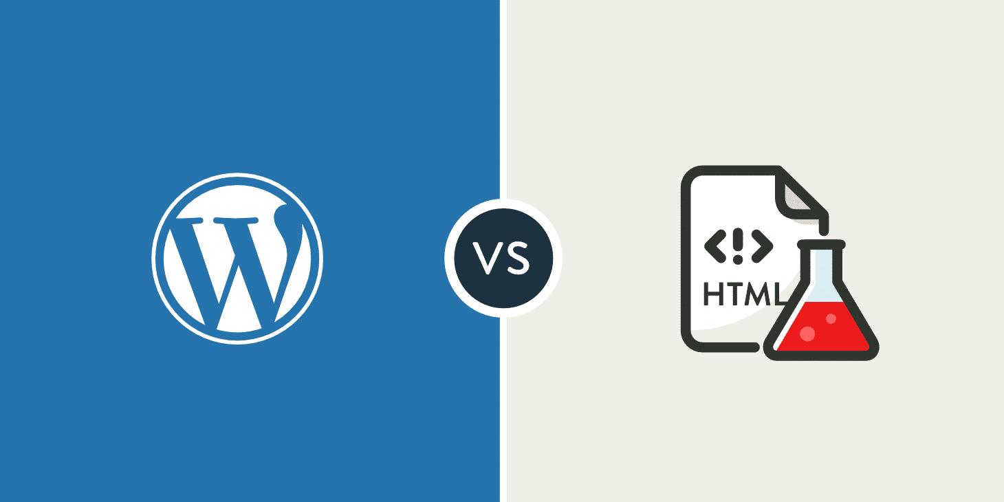 c965bdda67d WordPress vs HTML statique   Comment devriez-vous construire votre site