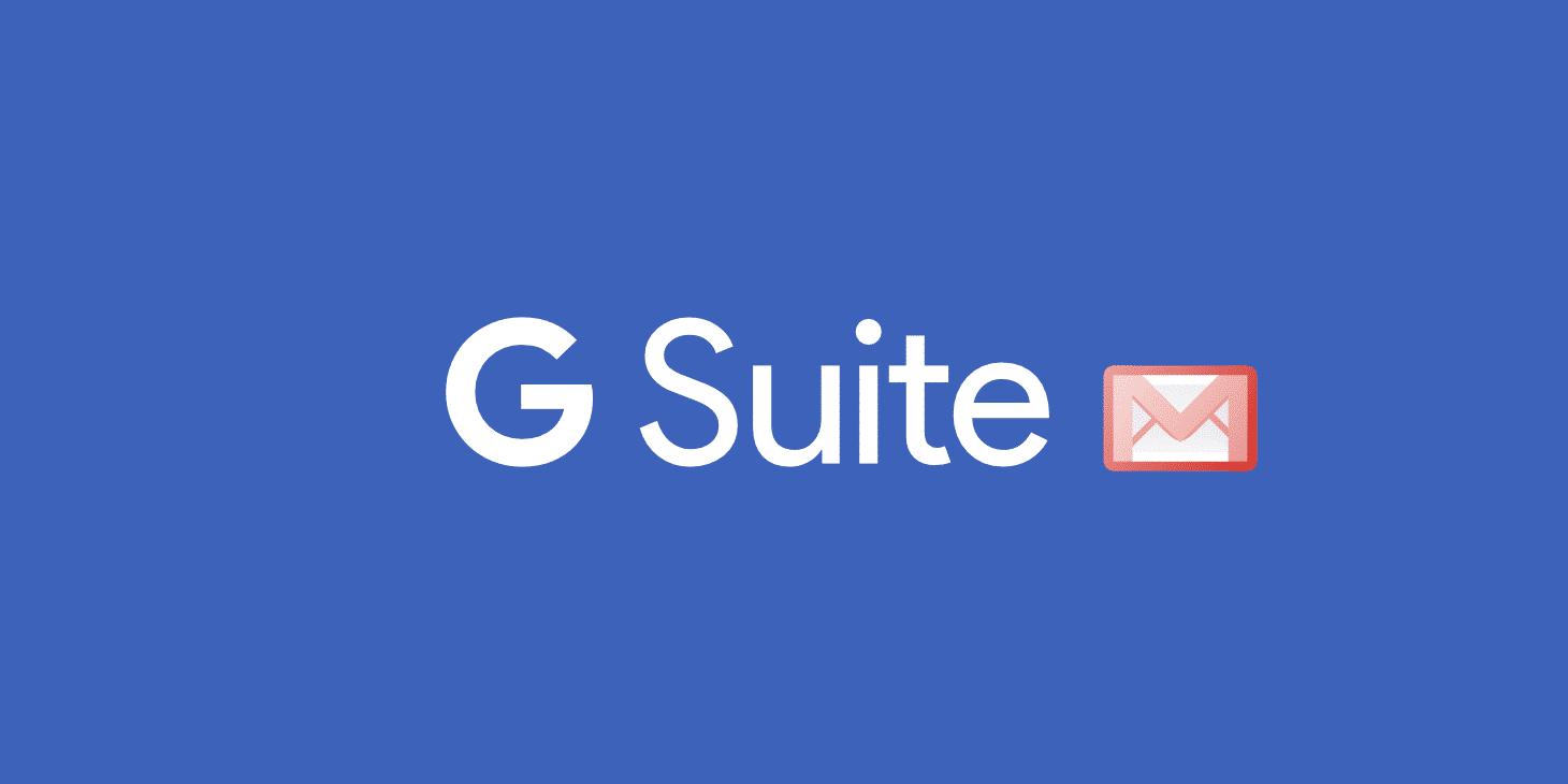Les avantages de G Suite pour votre entreprise