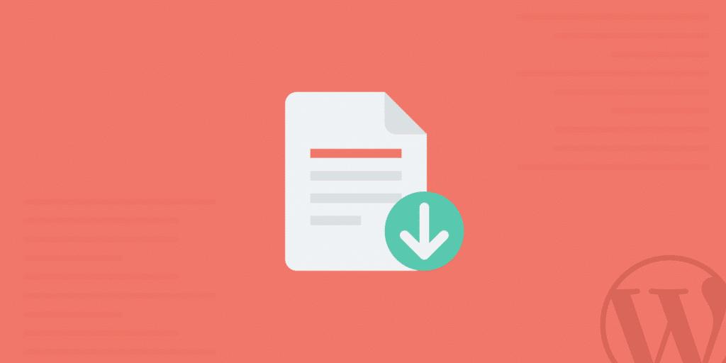 14 Meilleurs plugins de Gestionnaire de Téléchargement WordPress