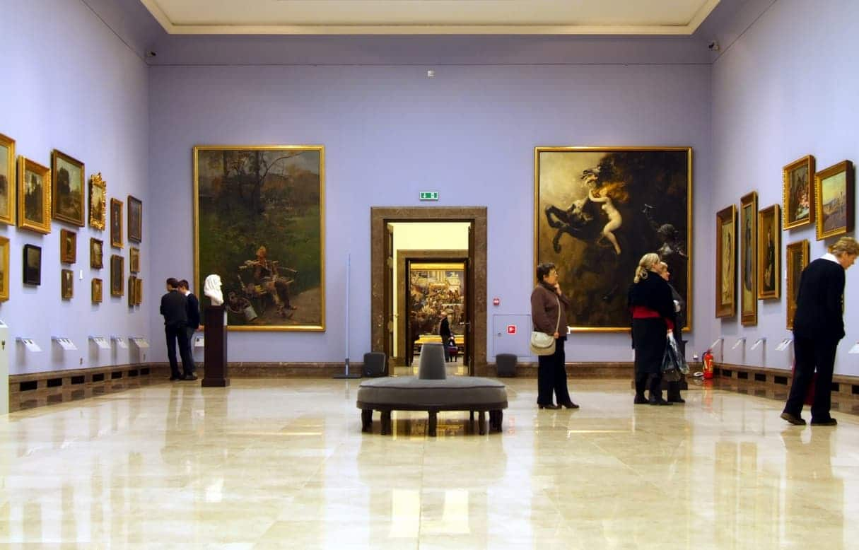 Musée de Sukiennice