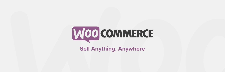 Bannière WooCommerce