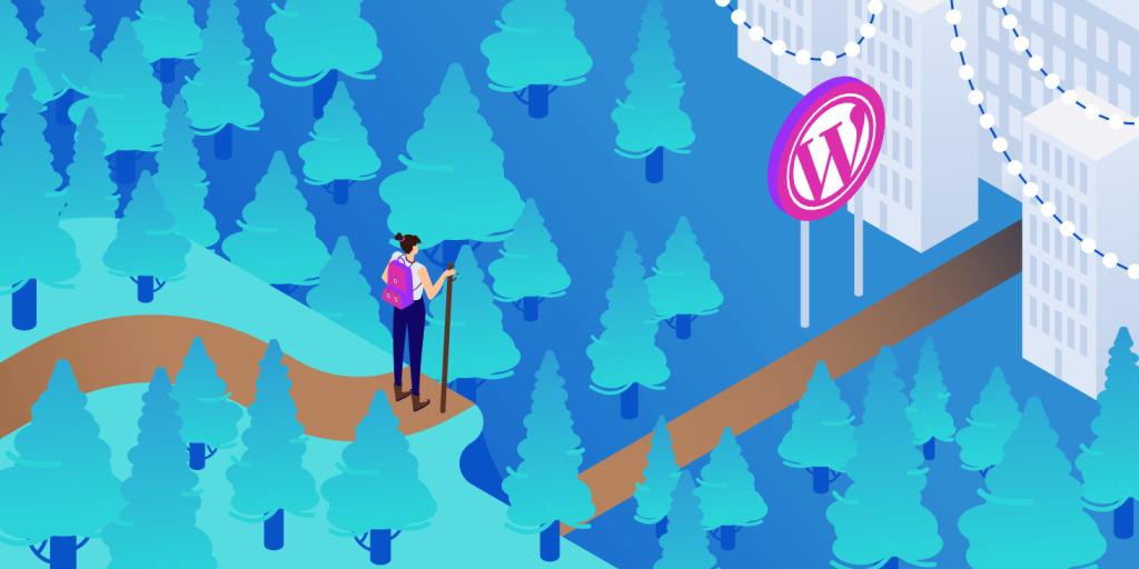 Suivez Marcel lors de son trek à pied épic de 748km jusqu'au WordCamp Europe