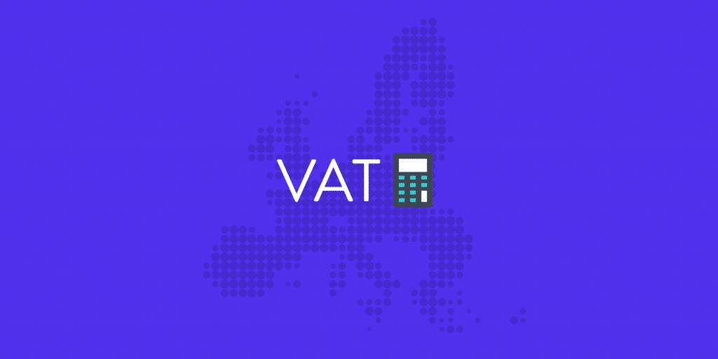 Informations sur la TVA (taxe sur la valeur ajoutée)