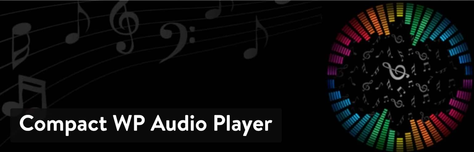 Plugin Compact WP Audio Player