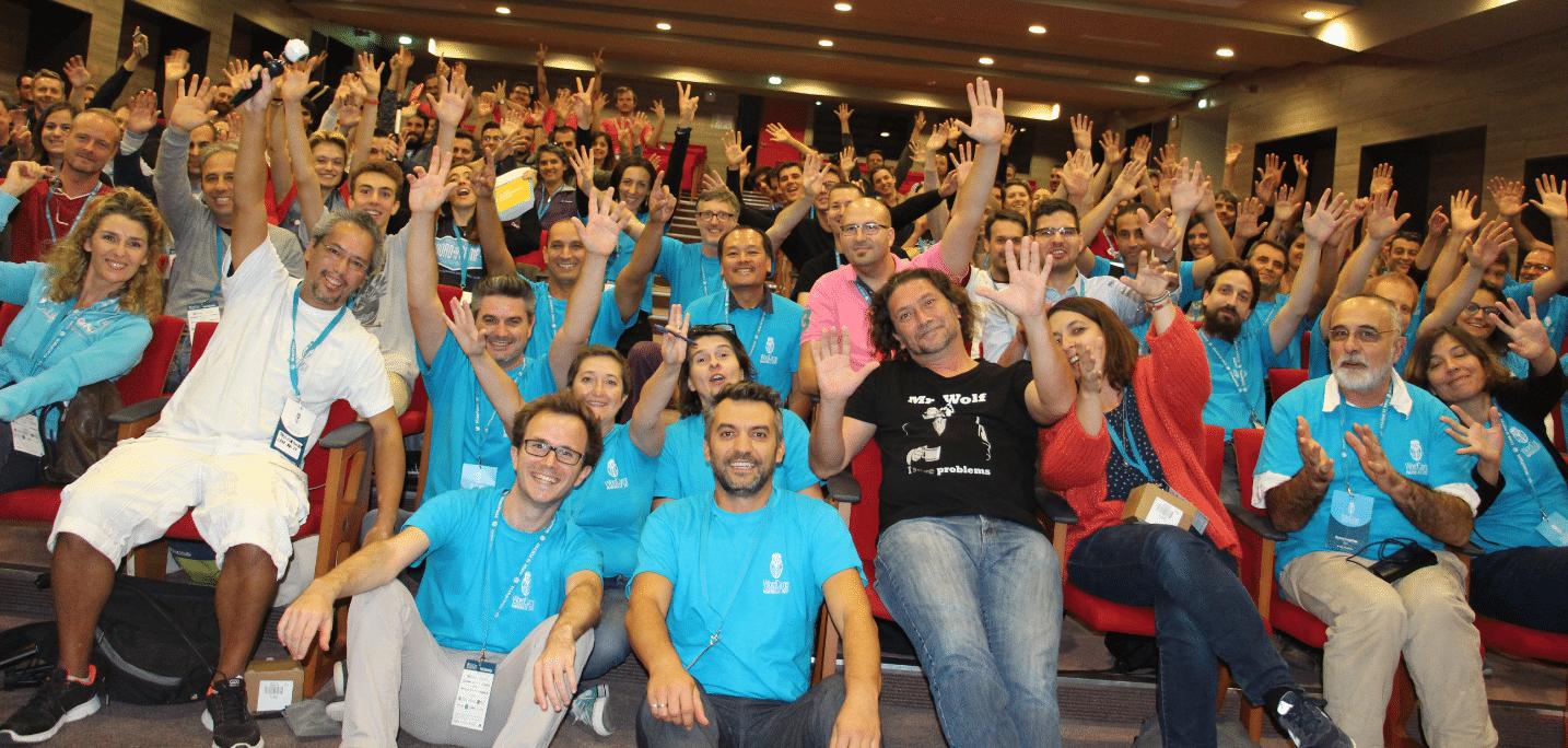 Didier Demory au WordCamp Marseille 2017