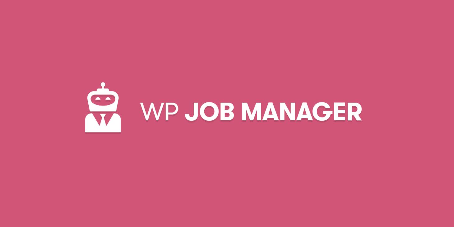 WP Job Manager – Une extension WordPress étonnante de site d'emploi
