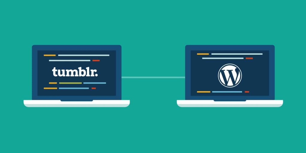 Importer Tumblr vers WordPress