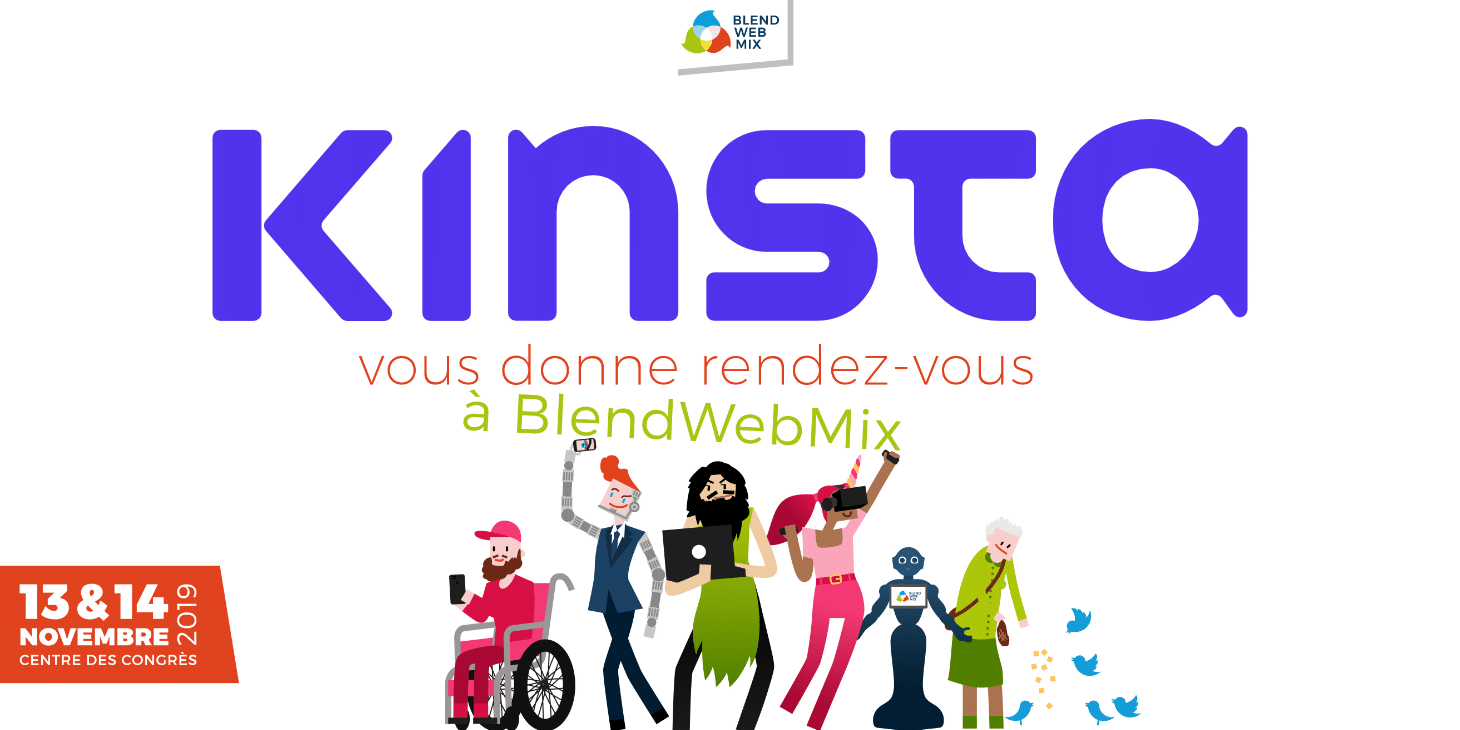 Kinsta Blend Web Mix 2019