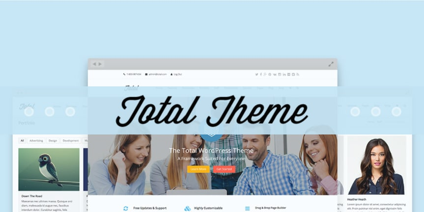 Comment installer et optimiser le thème WordPress Total