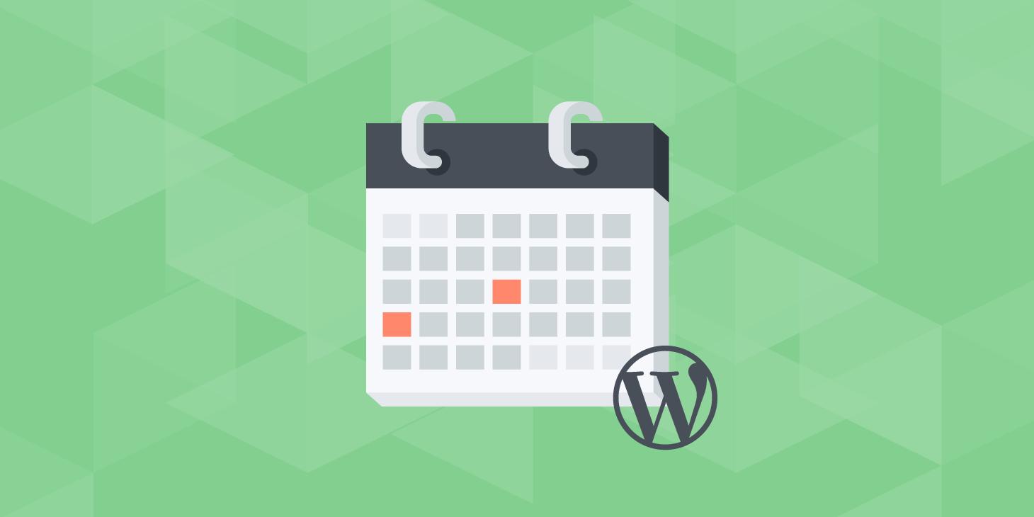 Événements WordPress - Comment les Créer avec du Code et des Extensions