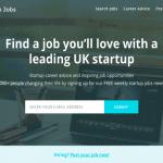 UK Startup Jobs