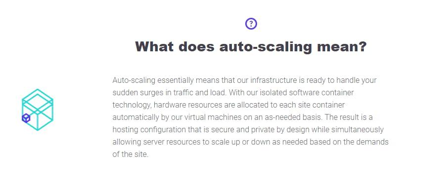 Mise à l'échelle automatique