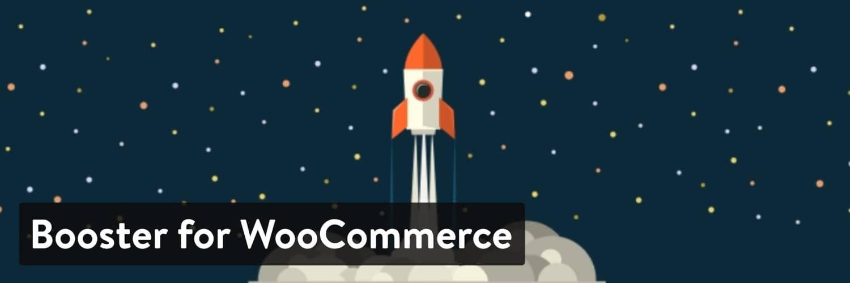 Plugin WordPress Booster for WooCommerce