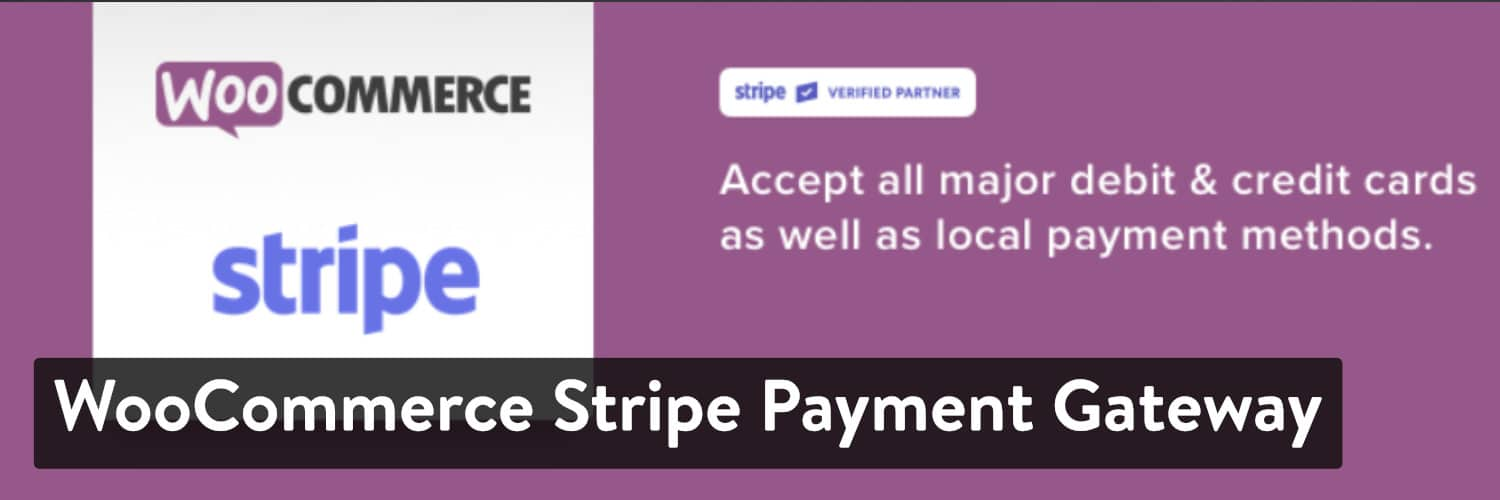 Plugin WordPress WooCommerce Stripe Payment Gateway