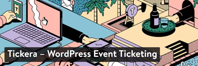 Tickera WordPress plugin