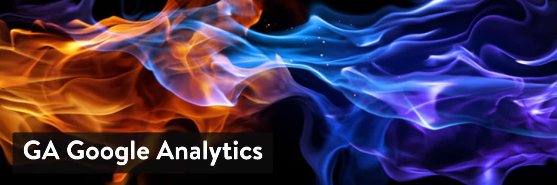 Extension WordPress GA Google Analytics