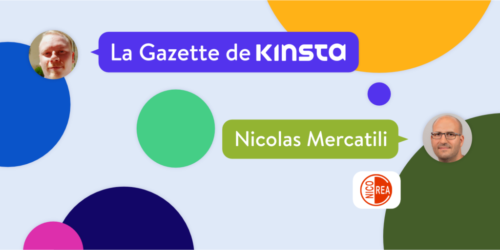 Interview Kinsta Nicolas Mercatili