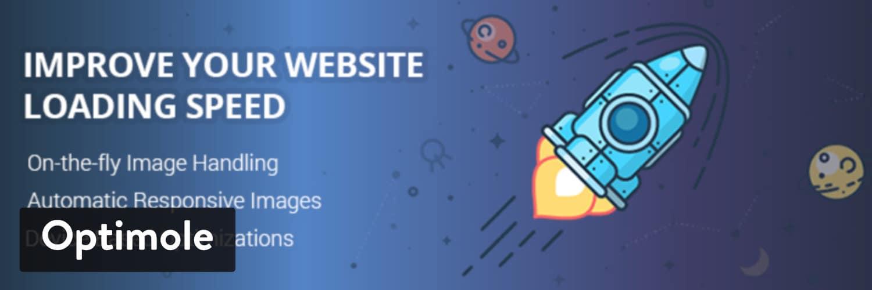 Extension WordPress Optimole