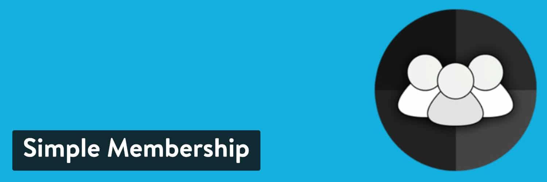 Extension WordPress Simple Membership