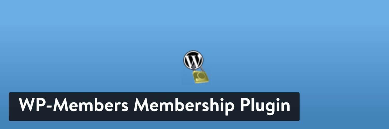 Extension WordPress WP-Members
