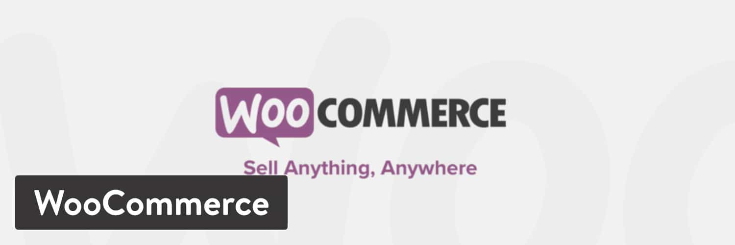 Extension WooCommerce