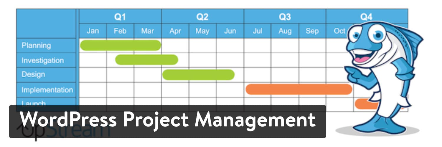 Extension WordPress Project Management