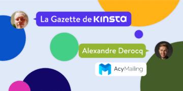 Interview avec Alexandre Derocq