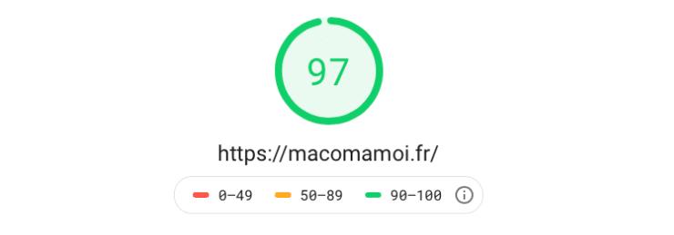 Test MACOMAMOI Après Kinsta