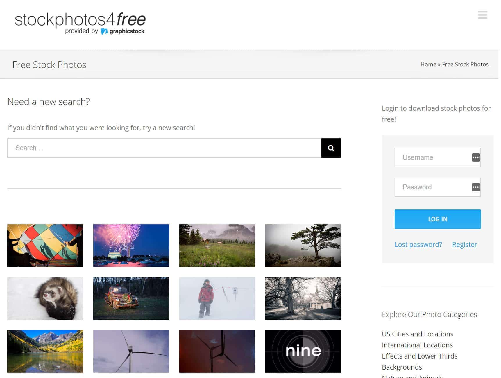 StockPhotosforFree