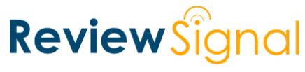 review signal recensioni aziendali di wordpress