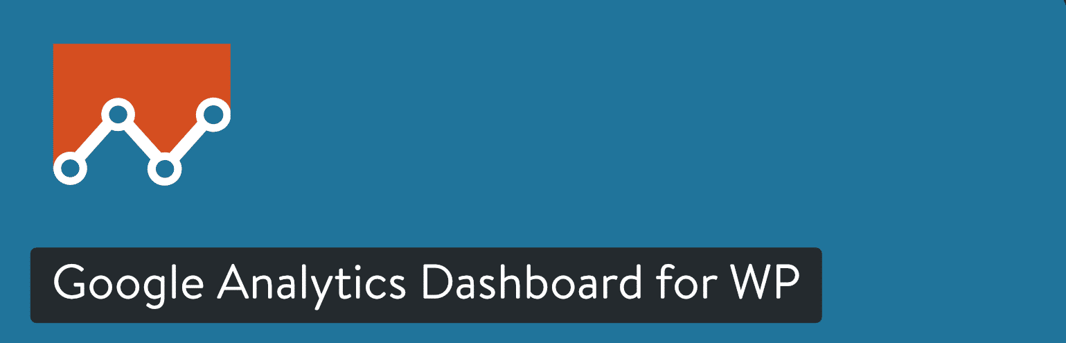Il plugin Google Analytics Dashboard for WP