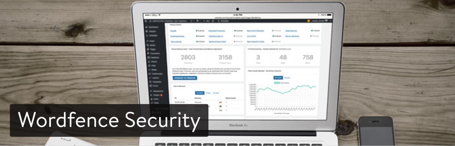 Plugin WordPress Wordfence Security