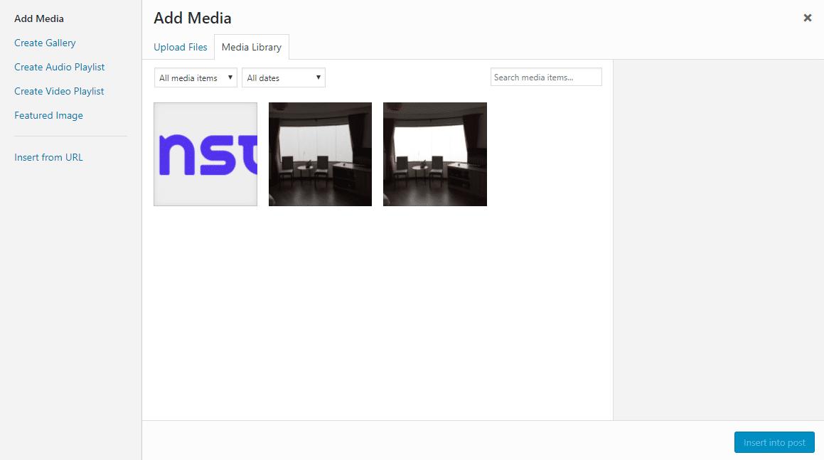 Come gestire le immagini e altri supporti con un CMS