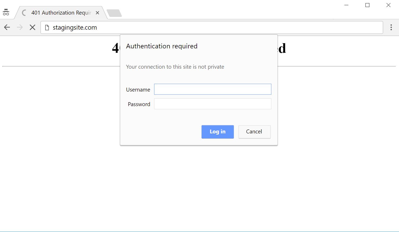 Autenticazione Base HTTP