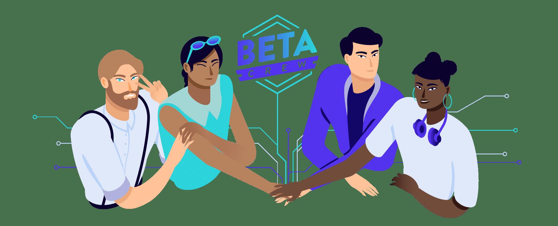 Squadra Beta di Kinsta