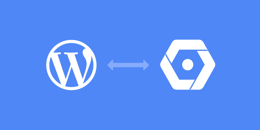 WordPress google cloud storage