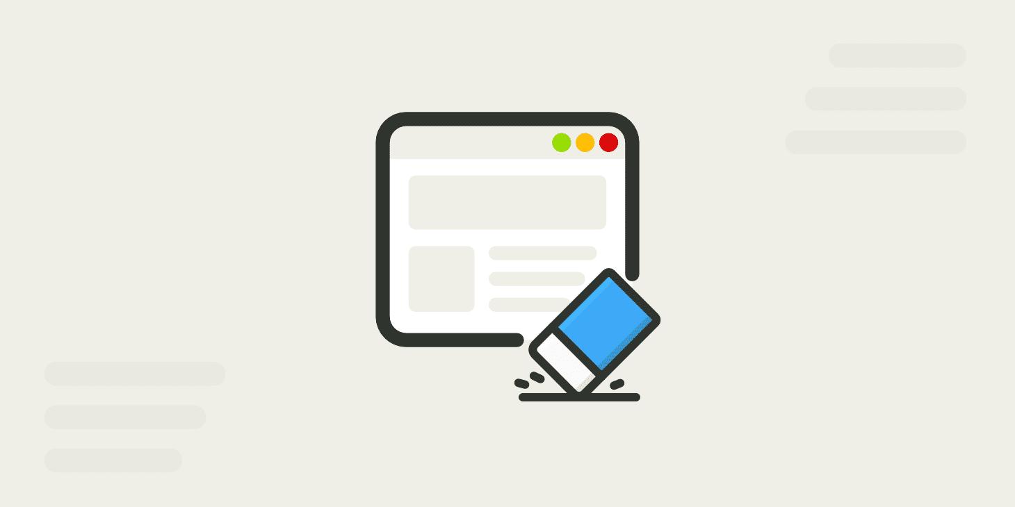 Come svuotare la cache del browser