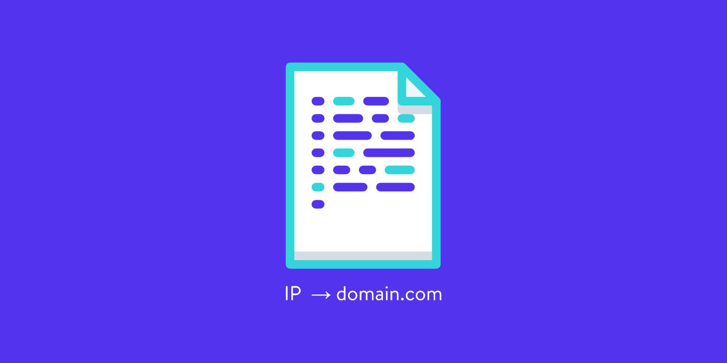 Modificare il File Hosts