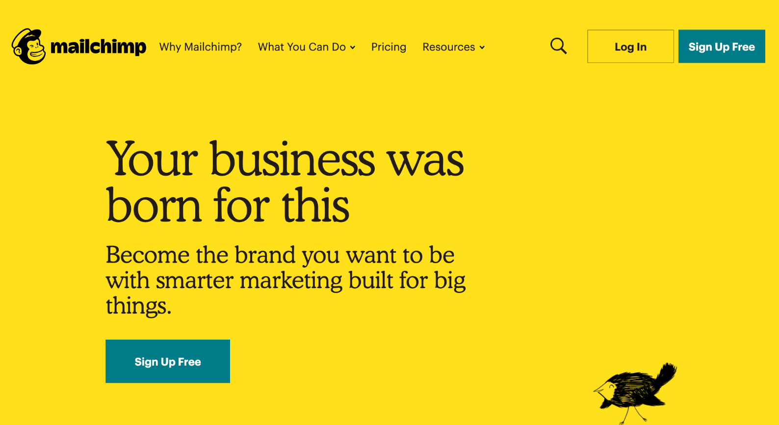 Email marketing di MailChimp