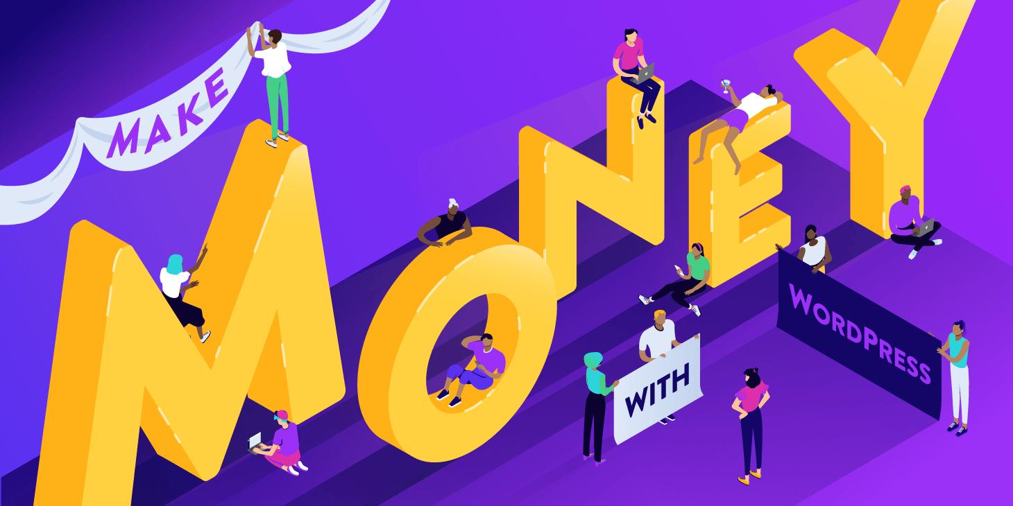Fare soldi con WordPress