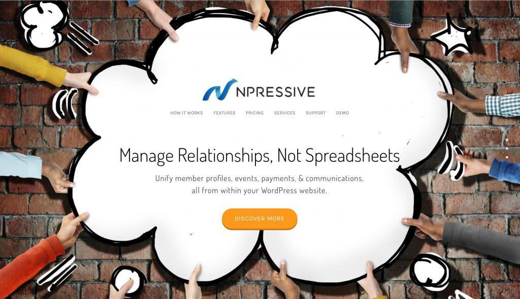 CRM NPressive