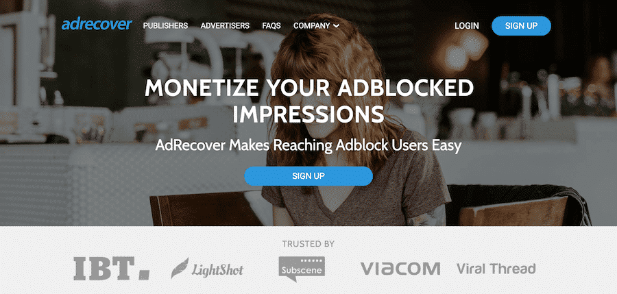 AdRecover