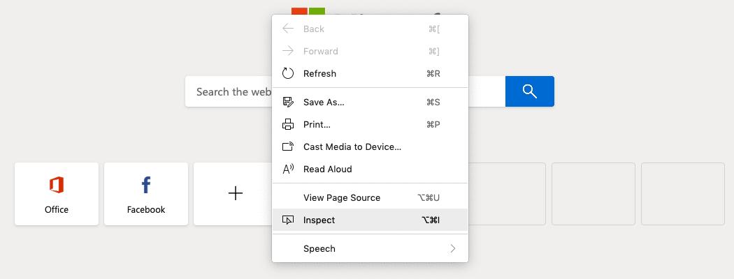 Cliccate con il tasto destro del mouse e scegliete di salvare il file HAR.